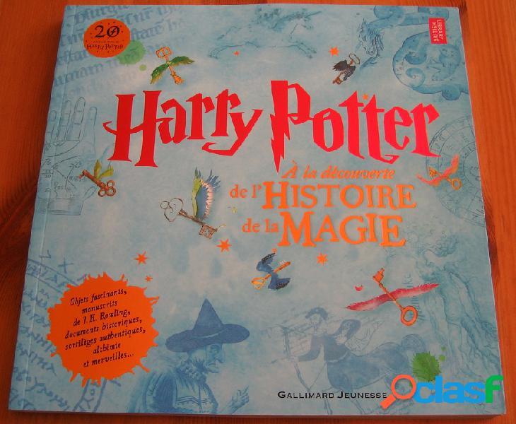 Harry Potter – A la découverte de l'Histoire de la magie