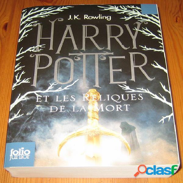 Harry Potter et les reliques de la mort (7), J.K. Rowling