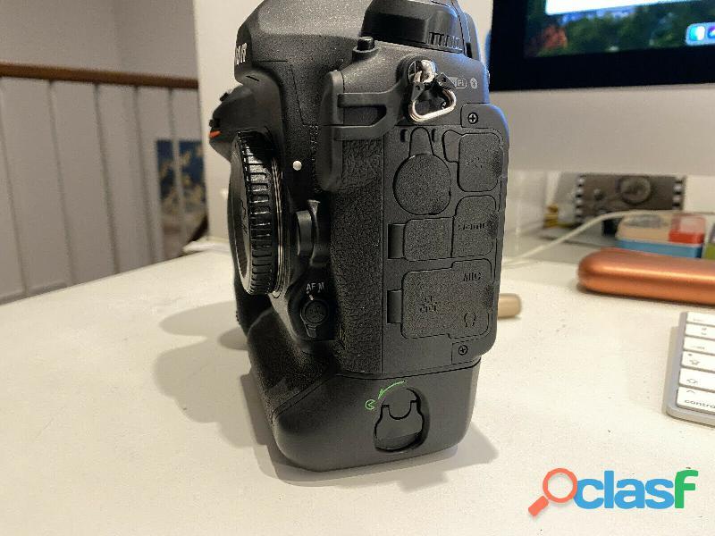 NIKON D6   3.500 clics + Garantie Nikon Europe