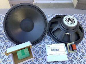 haut parleur 350 watts&2filtres