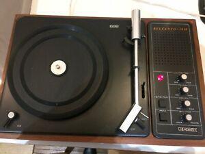 """platine vinyle vintage """"bel canto 3010 rft"""""""