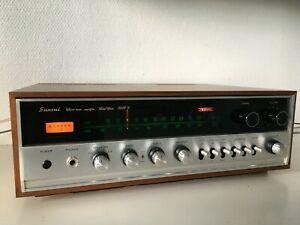 Sansui 1000x / serviced / very good condition stereo tuner