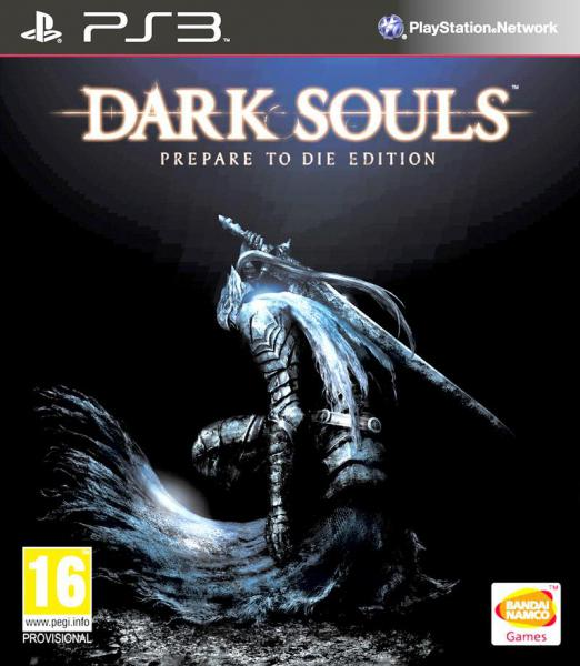 dark souls - prepare to die edition - ps3 - jeu occasion pas