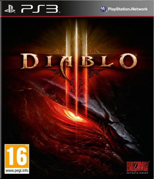 diablo iii - ps3 - jeu occasion pas cher - gamecash
