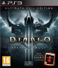 diablo iii ultimate evil edition: reaper of souls - ps3 -