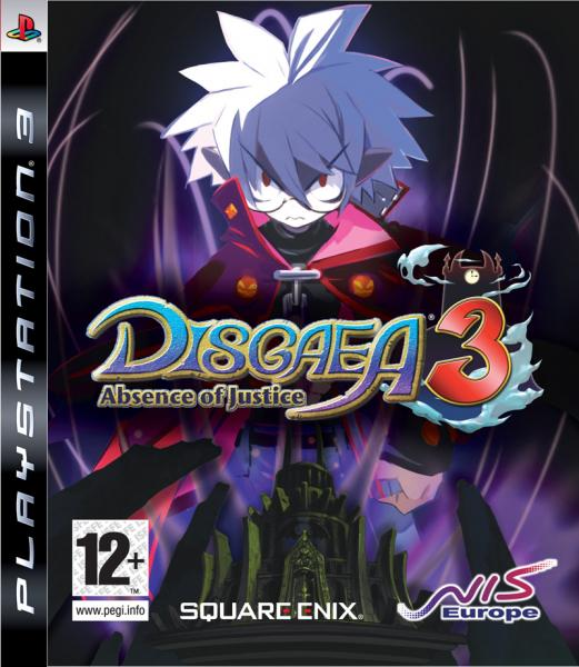 disgaea 3: absence of justice - ps3 - jeu occasion pas cher