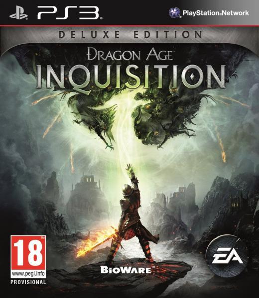 dragon age inquisition - ps3 - jeu occasion pas cher -