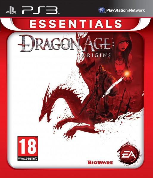 dragon age: origins essentials - ps3 - jeu occasion pas cher