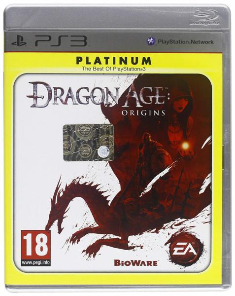 dragon age: origins platinum - ps3 - jeu occasion pas cher -