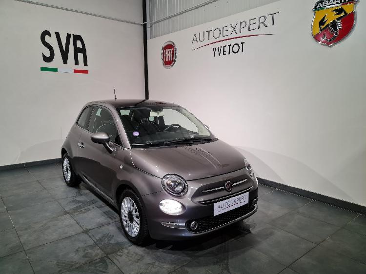 fiat 500 essence rouen 76 | 10690 euros 2019 20379654