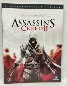 guide stratégique officiel assassin's creed 2 -