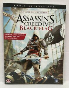 guide stratégique officiel assassin's creed black flag