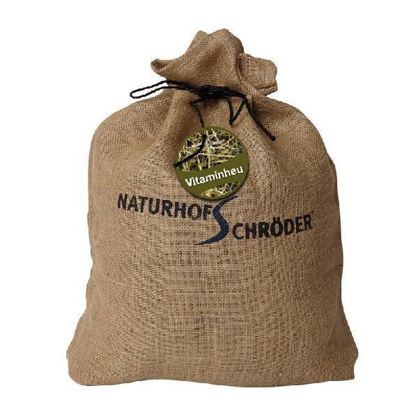 Naturhof schröder foin de vitamines cueilli à la main
