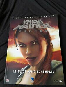 tomb raider legend / le guide officiel complet / ps2 xbox