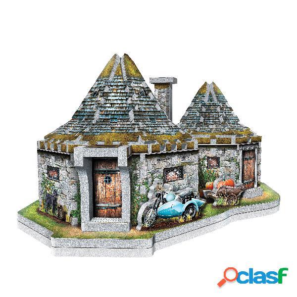 Puzzle 3D - Harry Potter (TM): La Cabane de Hagrid Wrebbit 3D