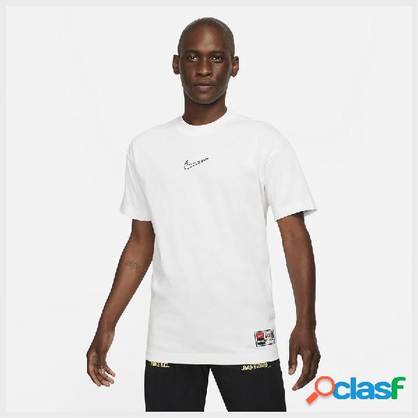 Nike F.C. T-shirt Joga Bonito - Blanc/noir