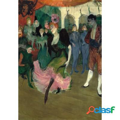 Henri de Toulouse-Lautrec: Marcelle Lender Dansant le Bolero en Chilpéric, 1895-1896