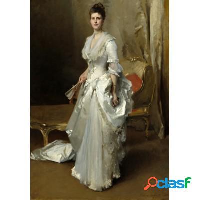 John Singer Sargent: Margaret Stuyvesant Rutherfurd White (Mrs. Henry White), 1883
