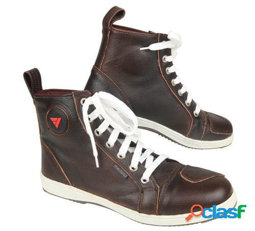Modeka lane, chaussures moto, brun