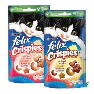 Felix crispies combipack friandises par 2 unités
