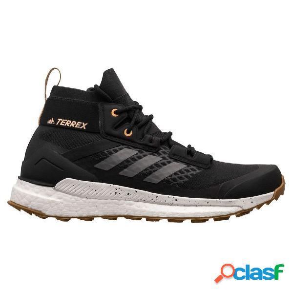 Adidas chaussures de running terrex free hiker primeblue - noir/gris