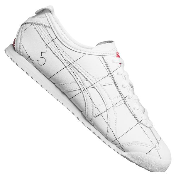 Asics onitsuka tiger x disney mexico 66 sneakers d8g3l-0101