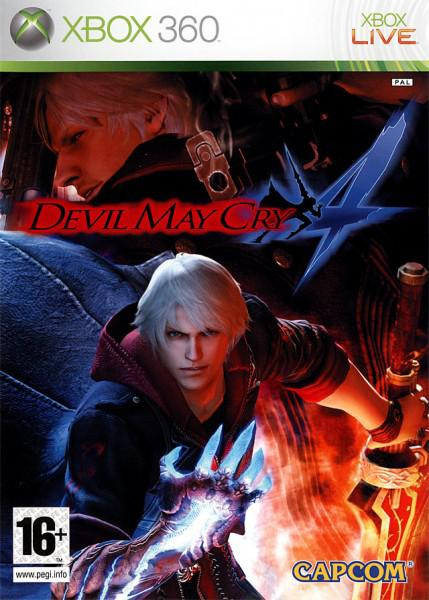 Devil may cry 4 - x360 - jeu occasion pas cher - gamecash