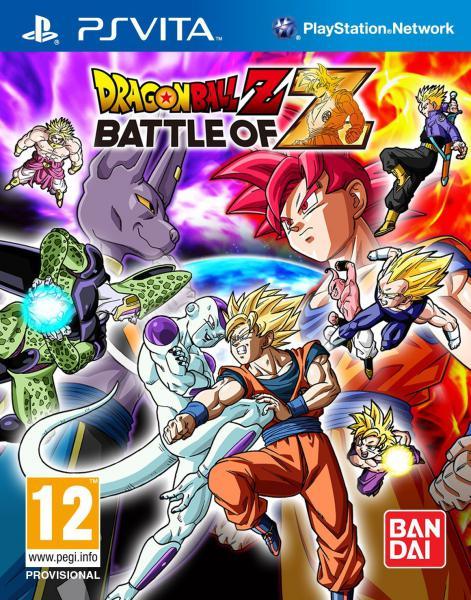 Dragon ball z: battle of z - psv - jeu occasion pas cher -