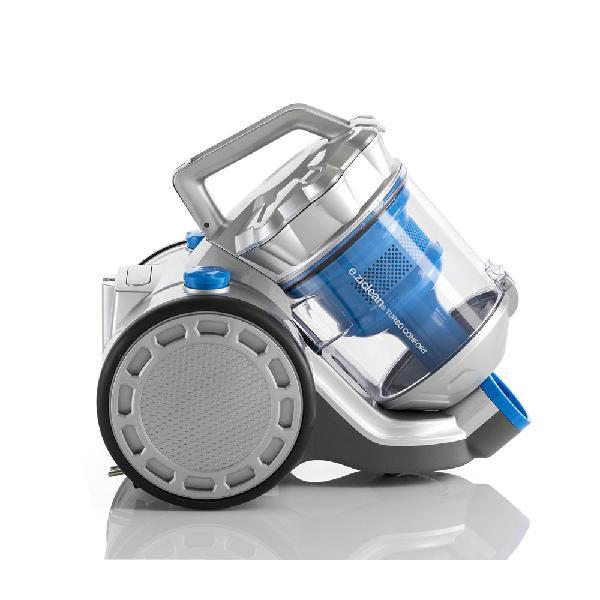 Eziclean - aspirateur sans sac turbo confort- aspirateur