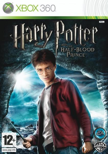 Harry potter et le prince de sang mele - x360 - jeu occasion