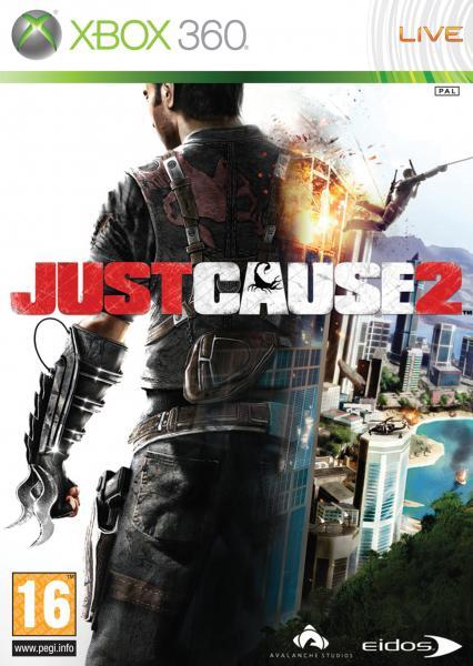 Just cause 2 - x360 - jeu occasion pas cher - gamecash