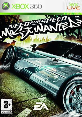 Need for speed: most wanted (2005) - x360 - jeu occasion pas