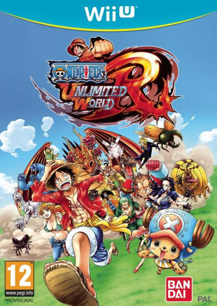 One piece unlimited world red - wiu - jeu occasion pas cher