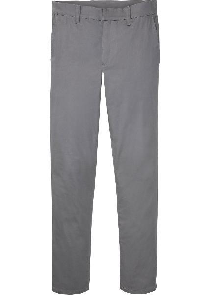 Pantalon chino extensible slim fit avec effet brillant,