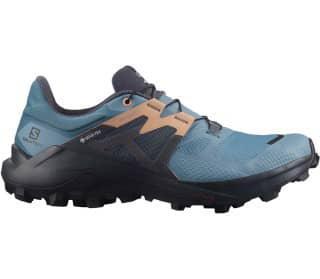 Salomon wildcross 2 gore-tex femmes chaussures trail running