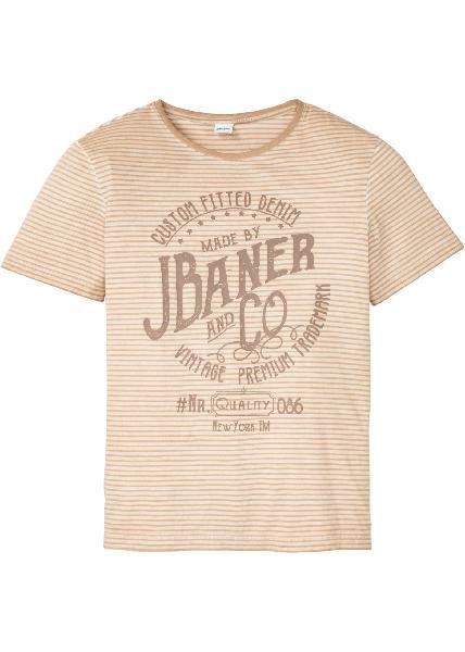 T-shirt aspect délavé