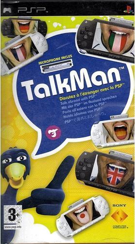 Talkman - psp - jeu occasion pas cher - gamecash