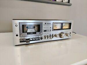 Technics rs-631 631 cassette deck