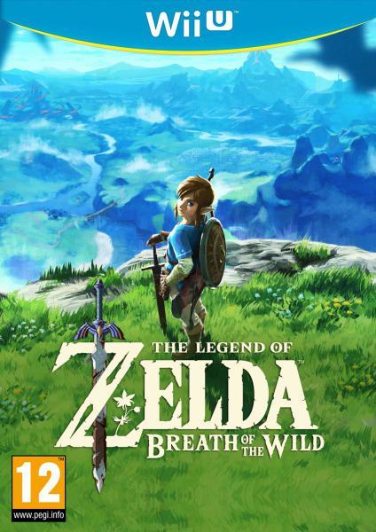 The legend of zelda: breath of the wild - wiu - jeu occasion