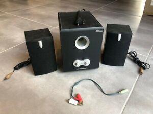 Thrustmaster 2.1 sound system pc, xbox, playstation,