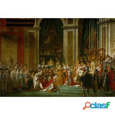 Pièces XXL - Jacques-Louis David: Le Sacre de l'Empereur Napoléon 1er, 1805-1807